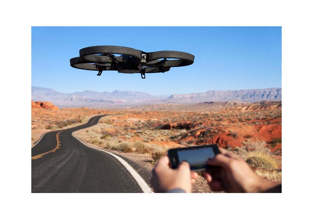 Iphone Quadrocopter
