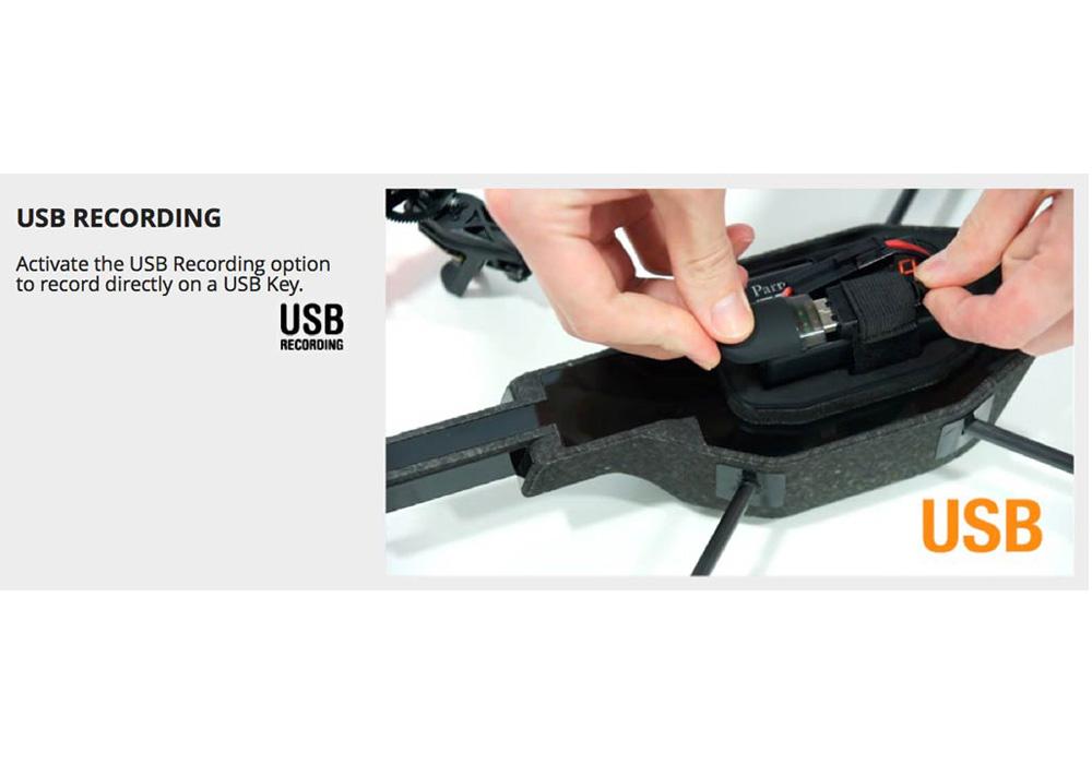 USB Videoaufnahme