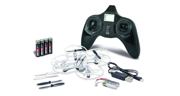 Carson Quadrocopter X4 Micro