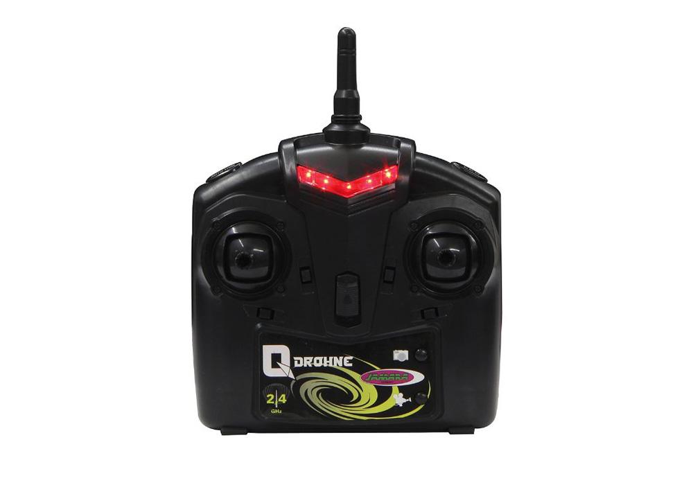 jamara quadrocopter q drohne mit kamera bis zu 40 km h schnell. Black Bedroom Furniture Sets. Home Design Ideas