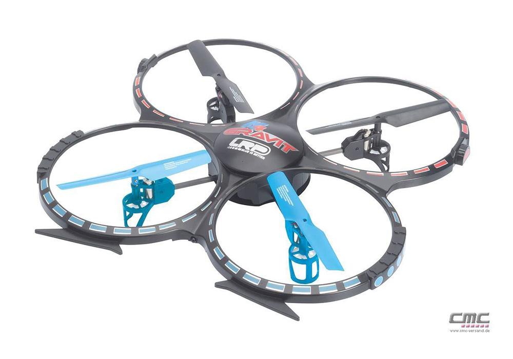 LRP Quadrocopter H4 Gravit Micro