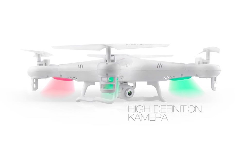 HD Kamera des Quadrocopter X5C