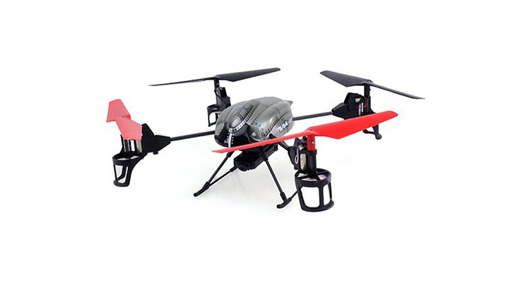 RC Quadrocopter V959 mit Kamera