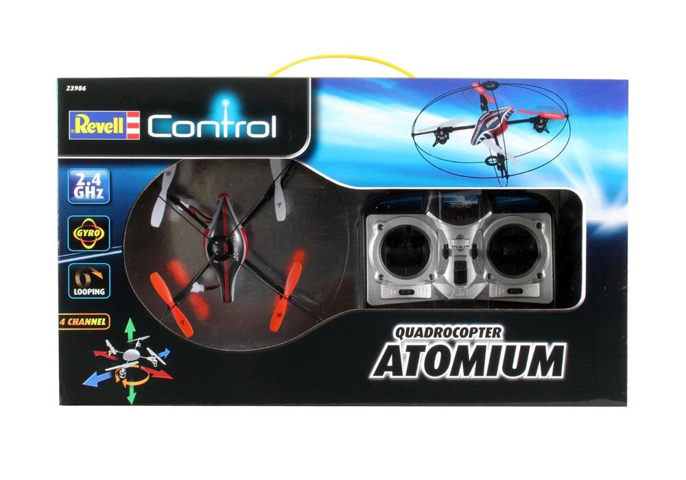 Revell Quadrocopter Atomium