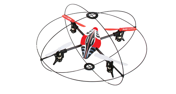 Revell Quadrocopter Atomium – Review