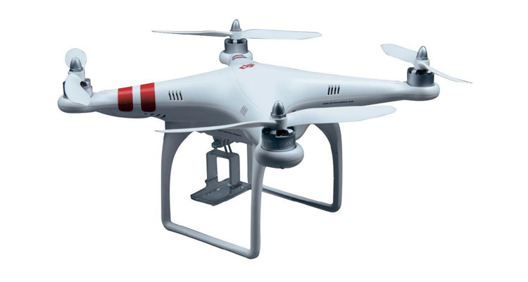 DJI Phantom Quadrokopter RTF-Kit