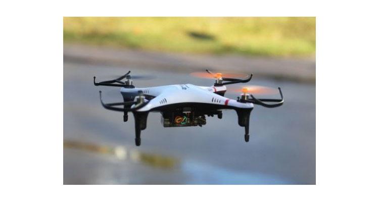 Nine Eagles Quadrocopter mit 360 Grad Flip Funktion