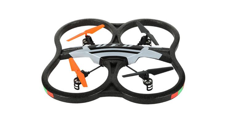 Quadrocopter für Anfänger: Amewi Intruder mit Kamera