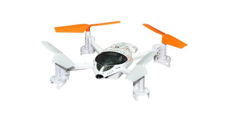 Walkera Quadrocopter mit Live-Übertragung