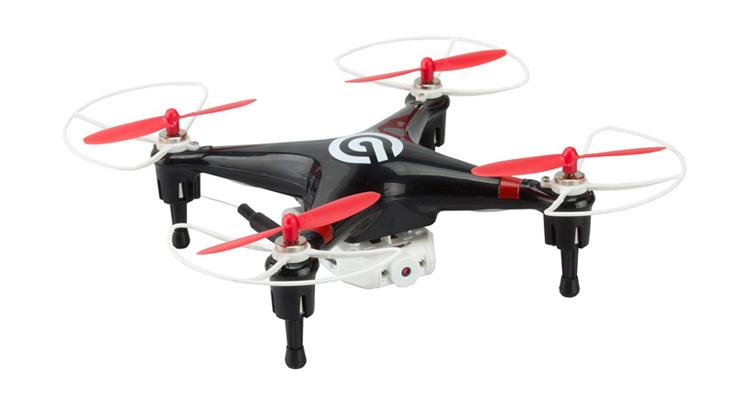Android Quadrocopter Ninetec Spyforce1 mit Live Übertragung