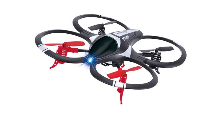 Einsteiger Quadrocopter s-idee U816A