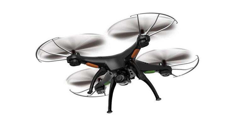 Syma X5SW FPV Quadrocopter mit Kamera & Live-Übertragung
