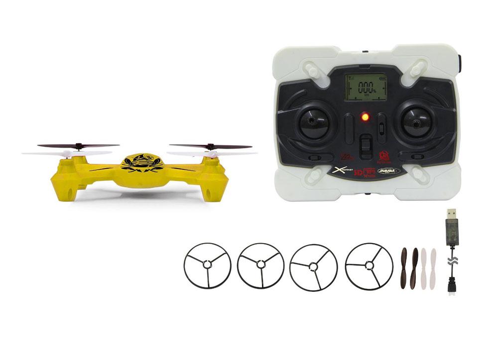 Jamara Quadrocopter Lieferumfang
