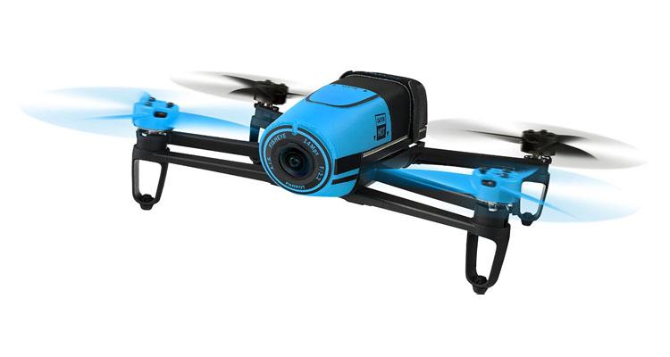 Parrot BeBop Drone für Tablet und Smartphone