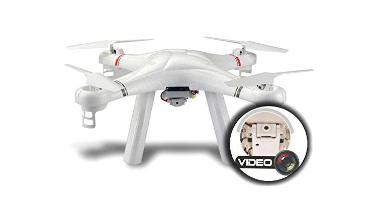 Pathfinder X46V mit Kamera