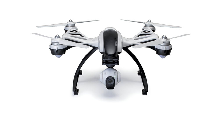 Profi Drohne mit Kamera Yuneec Q500 Typhoon 12 MP