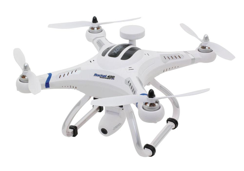 Quadrocopter mit GPS