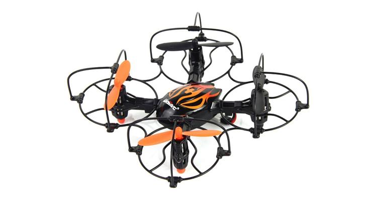 UDI U830 Quadrocopter mit Schutzkorb-Abdeckung