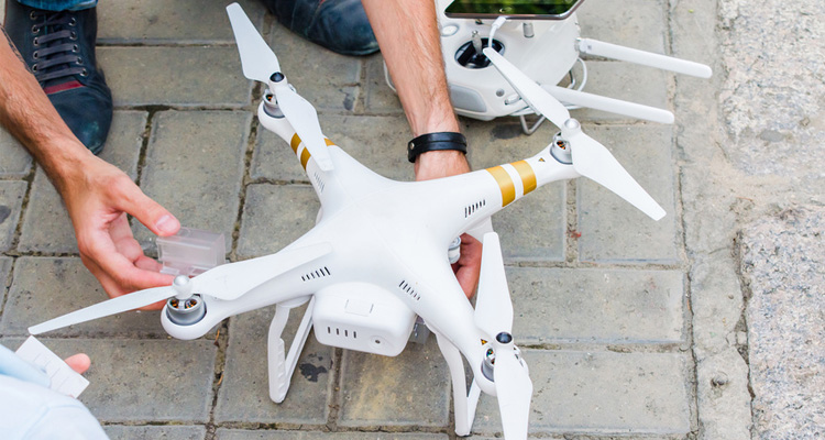 Quadrocopter – Ratschläge für Anfänger