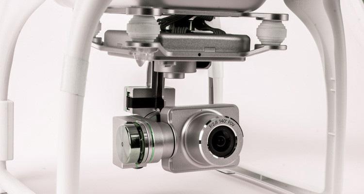Was ist ein Gimbal beim Quadrocopter?