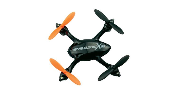 Amewi Spyshadow X80 mit HD Kamera
