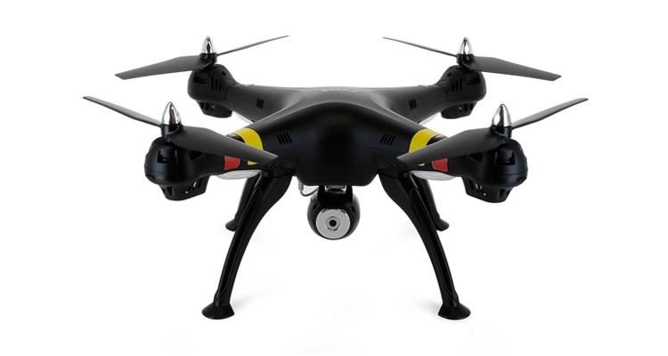 Syma X8W Quadrocopter mit Live-Übertragung