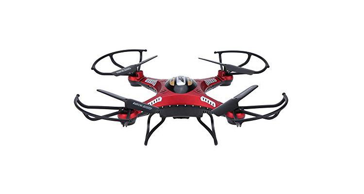 JJRC H8D Quadrocopter – Lohnt sich der Kauf?