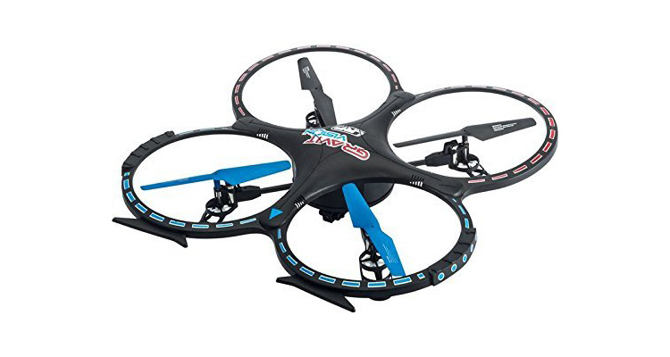 LRP Gravit Vision Quadrocopter mit Kamera