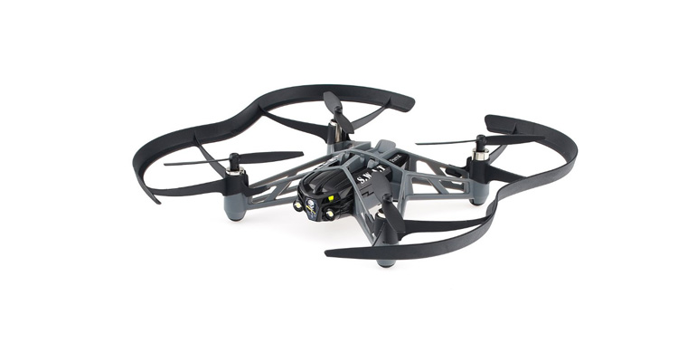 Parrot Airborne Nightdrone mit Wurf-Start-Funktion