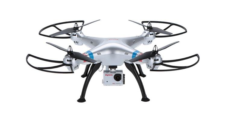 Syma X8G Drohne mit Kamera 5 MP