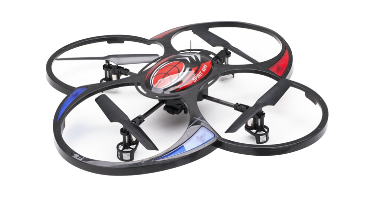 Mikanixx Spirit X009 mit 360 Grad turns
