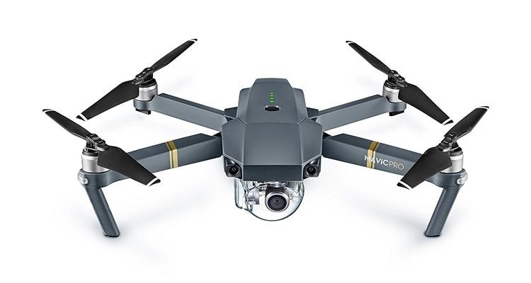 DJI Mavic Pro – der Star am Himmel – Drohne mit Kamera