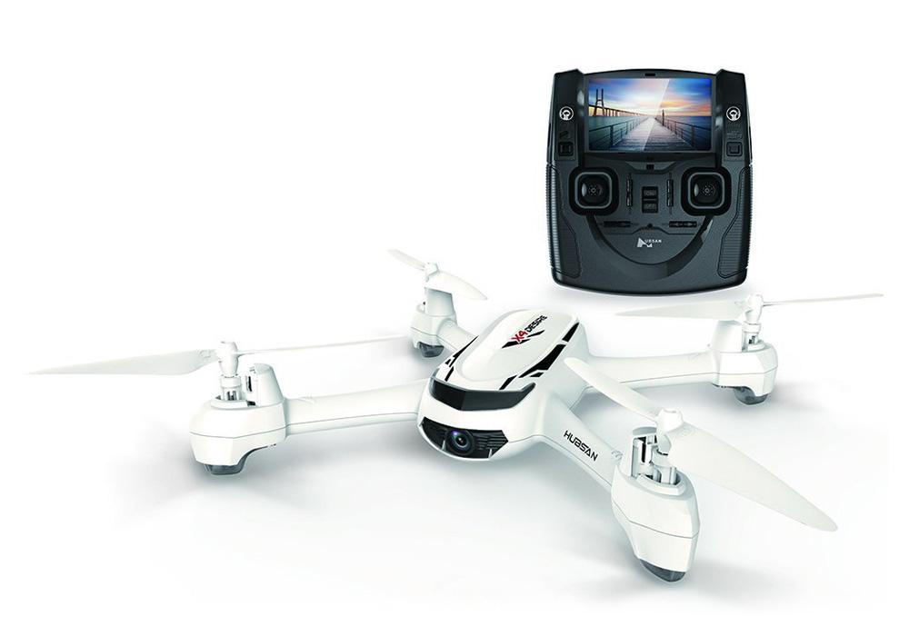 Hubsan H502S X4 mit Kamera
