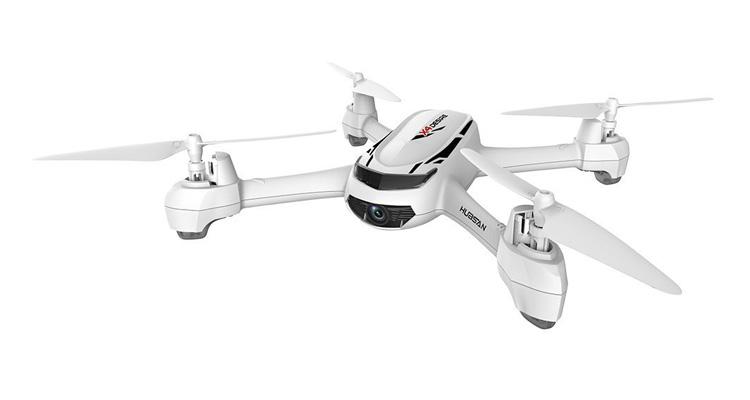Hubsan H502S X4 Drohne mit Kamera und GPS