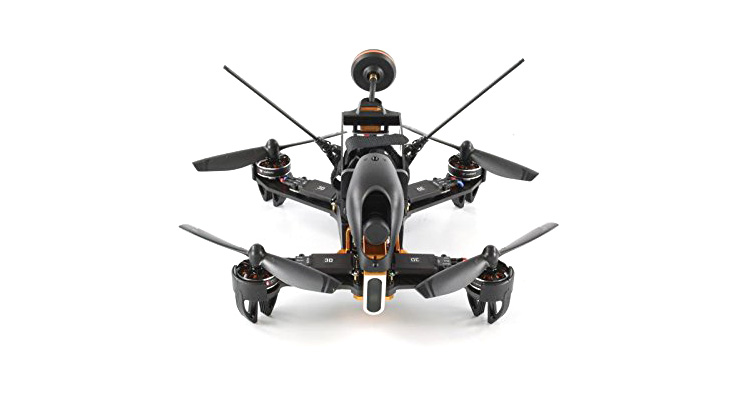 Walkera F210 3D – Racing Quadrocopter